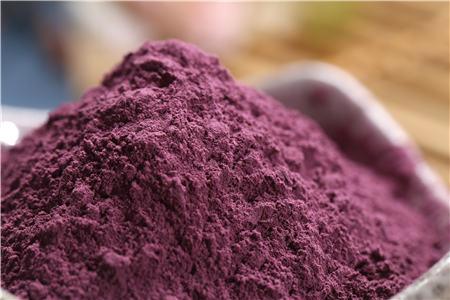 吉林紫薯雪花粉专业生产厂家