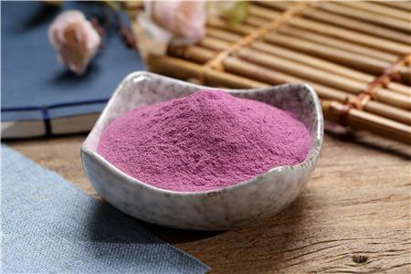 吉林紫甘薯粉价格