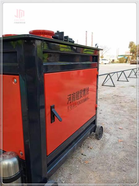 浙江正品:半自动钢筋笼滚焊机加工效率