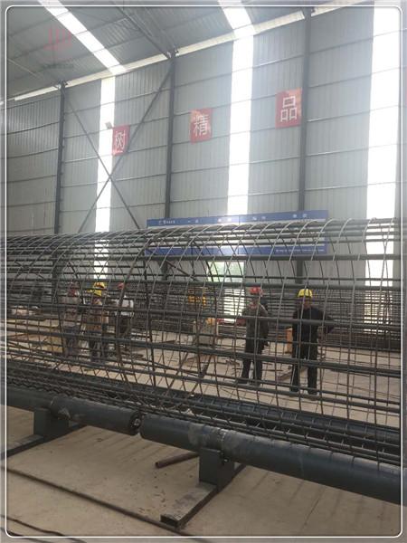 梅州钢筋笼盘丝机一级