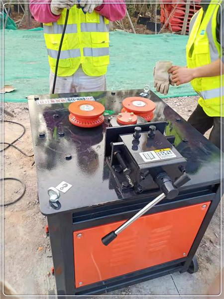 温州半自动钢筋笼滚笼机质量保证